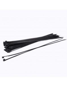 Kabelbinder 370x7,6mm zwart